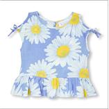 Thời trang trẻ em : Áo Place - Hoa cúc Vàng