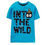 Thời trang trẻ em : áo thun Gymboree - Into the wtld