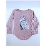 Thời trang trẻ em : Áo tay dài Place - Mèo