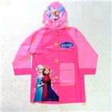 Thời trang trẻ em : Áo mưa - Frozen