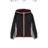 Áo khoác bé gái H&M - Đen