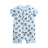 Thời trang trẻ em : Body suit đùi H&M - Mickey Nhỏ Xanh