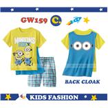 Thời trang trẻ em : GW 159 - Minion