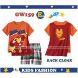 Thời trang trẻ em : GW 159 - Người sắt