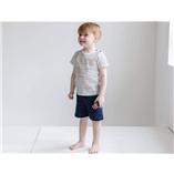 Thời trang trẻ em : Bộ Minou - Quan xanh