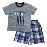 Thời trang trẻ em : Bộ Place size đại - USA