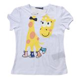 Thời trang trẻ em : Áo hươu non màu trắng