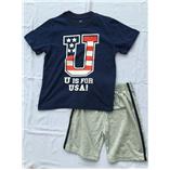 Thời trang trẻ em : Bộ Place - USA