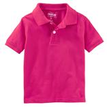 Thời trang trẻ em : áo Oshkosh Polo - hồng