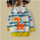 Thời trang trẻ em : AK062 - Hươu cao cổ và bạn chim nhỏ