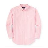 Thời trang trẻ em : Sơ mi Polo - Màu hồng