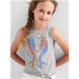 Thời trang trẻ em : áo Gap nơ vạt - Nàng tiên cá