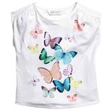 Thời trang trẻ em : Áo bé gái hm bướm xinh