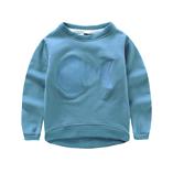 Thời trang trẻ em : Áo thun cá xanh nhạt