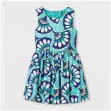 Thời trang trẻ em : Váy khoét lưng Oshkosh - cánh quạt