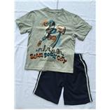 Thời trang trẻ em : Bộ Place - Cầu thủ bóng rổ