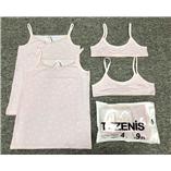 Thời trang trẻ em : Set áo dây TEZENIS