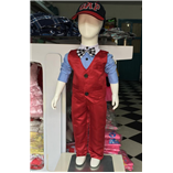 Thời trang trẻ em : Bộ vest BO002
