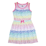 Thời trang trẻ em : Váy Gym sát nách - Ngôi sao