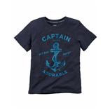 Thời trang trẻ em : áo thun Carter's - Mỏ neo